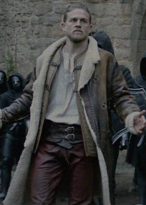 Charlie Hunnam Legend Of The Sword King Arthur Coat