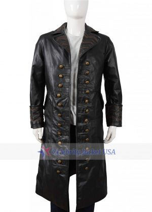 Colin O Donoghue Once Upon A Time Captain Hook Coat