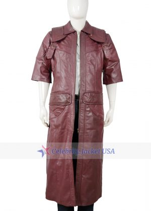 Dante Devil May Cry 5 Leather Coat