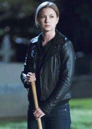 Emily Vancamp Revenge Season 3 Emily Thorne Leather Jacket