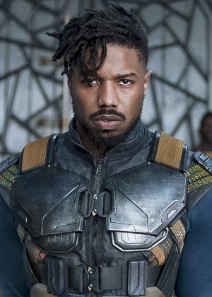 Erik Killmonger Black Panther Armor Leather Vest