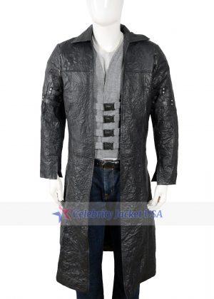 Idris Elba The Dark Tower Roland Deschain Coat Vest