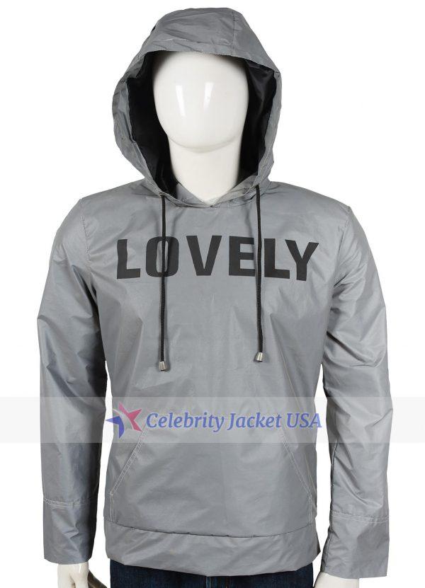 Kendrick Lamar Lovely Hoodie Jacket