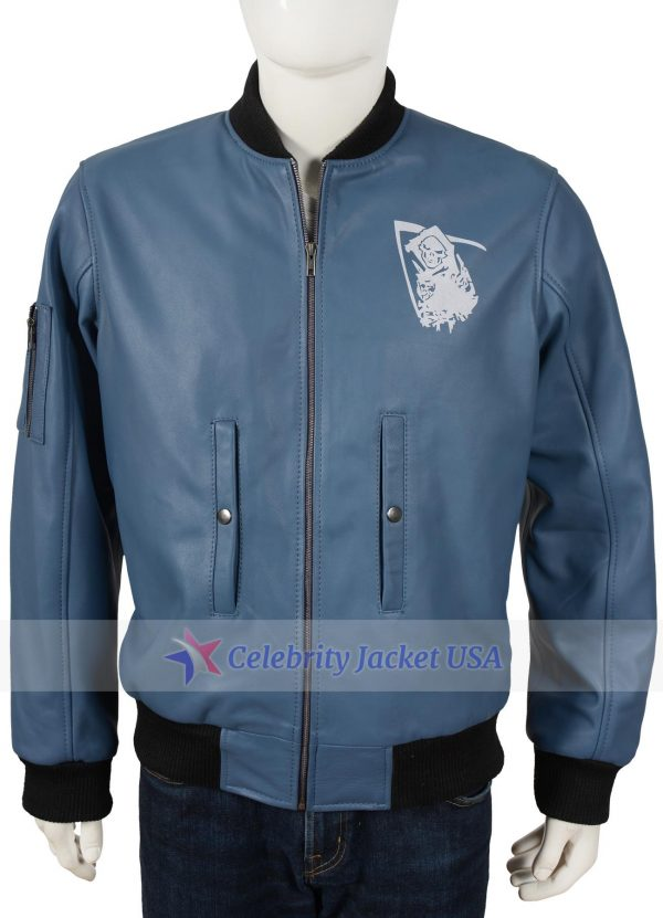 Marcus Holloway Watch Dogs 2 Gaming Leather Jacket
