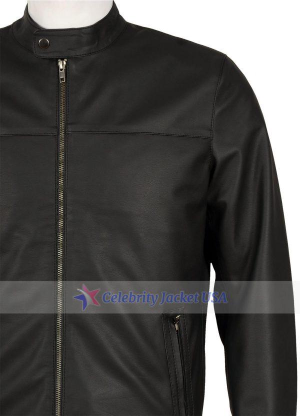 Matt Bomer White Collar Neal Caffrey Leather Jacket