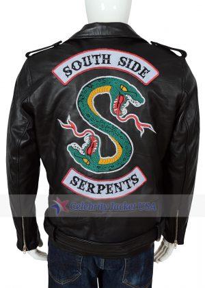 Riverdale Southside Serpents Black Jacket