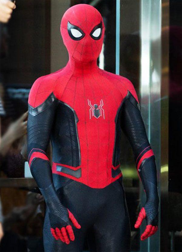 Tobey Maguire Spider Man Peter Parker Jacket