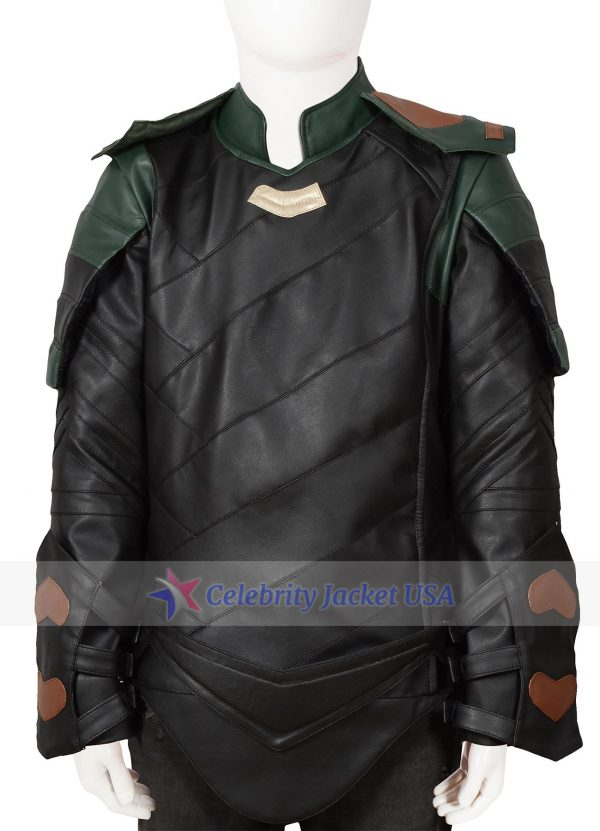 Tom Hiddleston Avengers Infinity War Loki Jacket