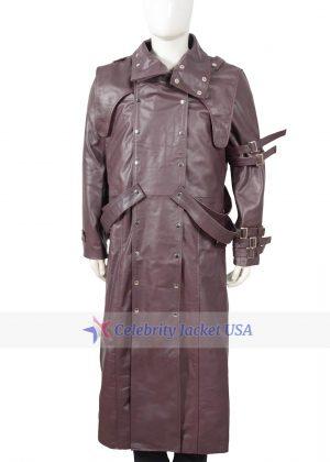 Trigun Vash The Stampede Leather Coat