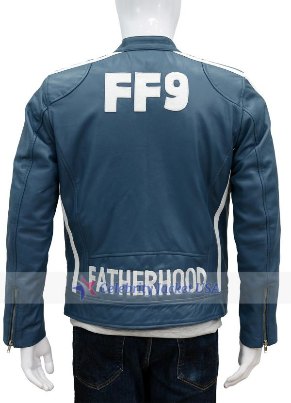 Vin Diesel Fast & Furious 9 Dominic Toretto Leather Jacket