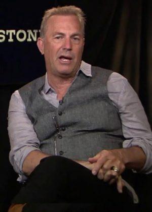 Kevin Costner Yellowstone John Dutton Grey Vest
