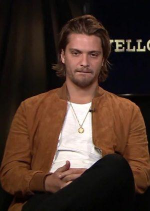 Luke Grimes Yellowstone Kayce Dutton Suede Leather Jacket